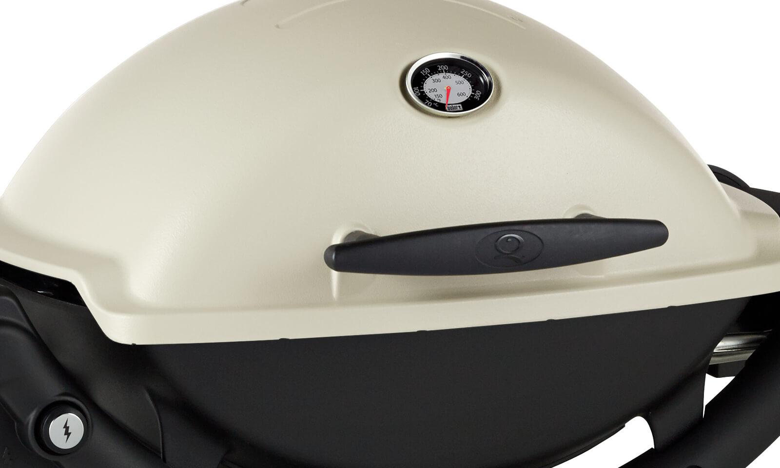 Cast aluminium lid and body premium